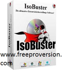 IsoBuster 4.7 Crack With Keygen Torrent 2021 (LATEST)