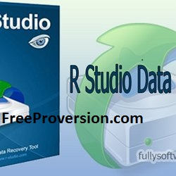 R-Studio 8.5 Crack Plus Serial Key free download