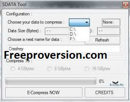 Sdata Tool 64 & 128 GB New 2021 Free Download