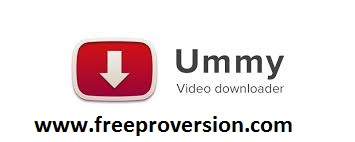 Ummy Video Downloader 1.9.57.0 Crack With Keygen Free Download