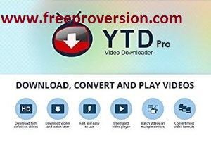 YTD Video Downloader Pro 5.9.7 Crack With Serial Key Free Download