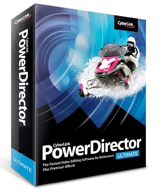 Cyberlink PowerDirector 19 Crack + Keygen 2020 Free Download