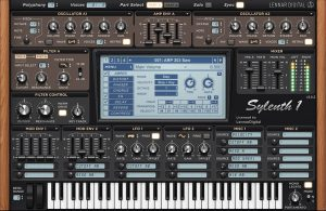 Sylenth1 3.067 Crack With Keygen [Mac/Win] Free Download