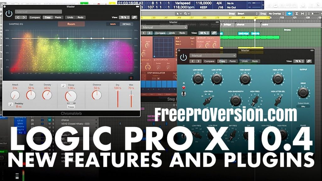 Logic Pro X 10.6 Crack Torrent + Serial Key Free Download 2021