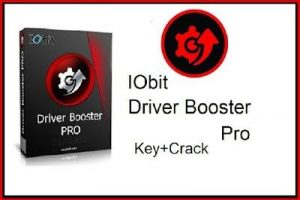 IObit Driver Booster Pro 8.0.2 Crack + Serial Key Free Download