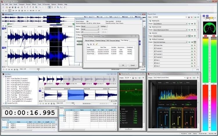Sound Forge Pro 15 Crack & Keygen Free Download